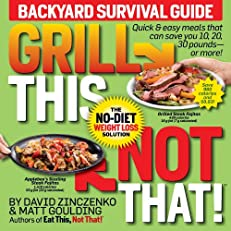 Grill This, Not That!: Backyard Survival Guide (Eat This, Not That!)