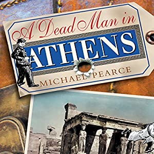 A Dead Man in Athens Audiobook