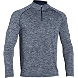 Under Armour Men's Tech ¼ Zip, Academy/Steel, X-Large