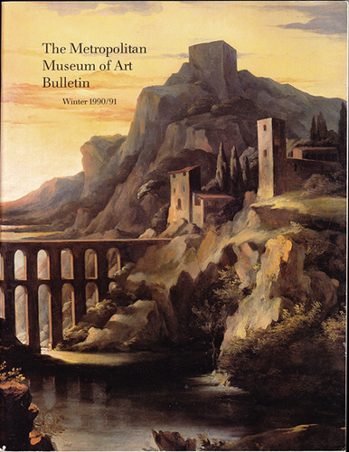 Gericault's Heroic Landscapes: The Times of Day (The Metropolitan Museum of Art Bulletin, Winter 1990/91, Volume XLVIII, No. 3), Tinterow, Gary