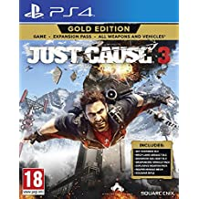 Just Cause 3 Gold Edition (PS4) (UK IMPORT)