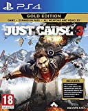 #8: Just Cause 3 - Gold Edition (PS4)