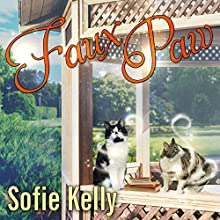 Faux Paw: Magical Cats, Book 7 (       UNABRIDGED) by Sofie Kelly Narrated by Cassandra Campbell