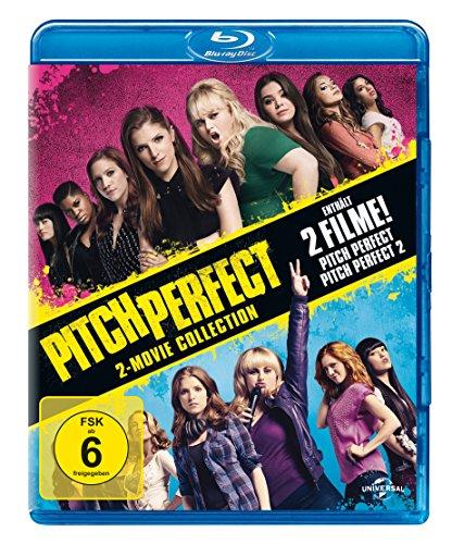 Pitch Perfect 1 & 2 - Blu-ray