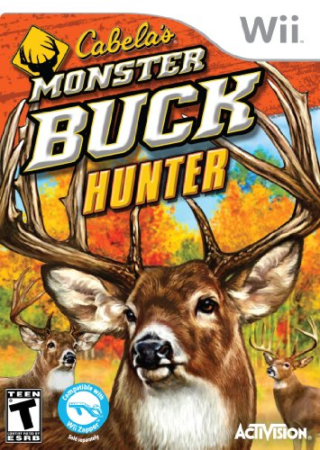 Cabela's Monster Buck Hunter - Software Only