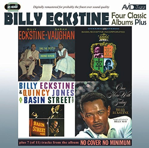 Billy Eckstine - Billy Eckstine & Quincy Jones At Basin Street East - Lyrics2You