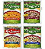 Mrs Leeper's Pasta Dinner Best Sellers 4 Pack