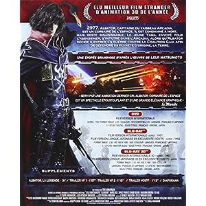 Albator, corsaire de l'espace [Édition Ultimate - Blu-ray 3D + Blu-ray + D