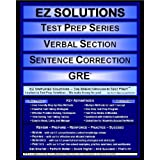 EZ Solutions - Test Prep Series - Verbal Section - Sentence Correction - GRE (Ez Test Prep)