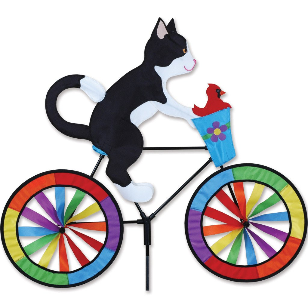 Bikes Kites And More Coupons BIKE SPINNER TUXEDO CAT