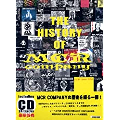 THE HISTORY OF MCR COMPANY (Post card colection) (CD�t)