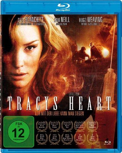 Tracys Heart - Nur mit der Liebe kann man siegen [Blu-ray]