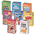 Kellogg's Cereal Variety Pack, Single Serve Boxes (Pack of 72) by Kellogg's