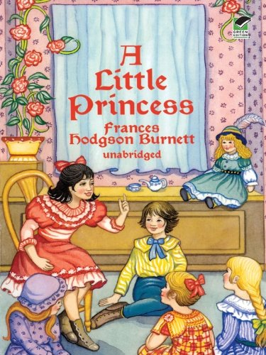 Frances Hodgson Burnett - Little Princess