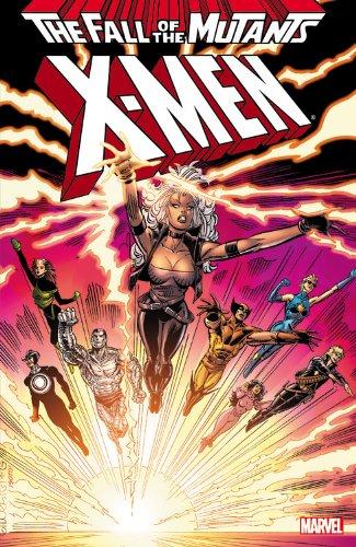 X-Men Fall Of Mutants 01