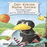 DVD Cover 'Der kleine Rabe Socke - Der Rabe findet einen Namen