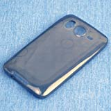 TPUケース for HTC Desire HD SoftBank 001HT(サーキュラー)ブラック