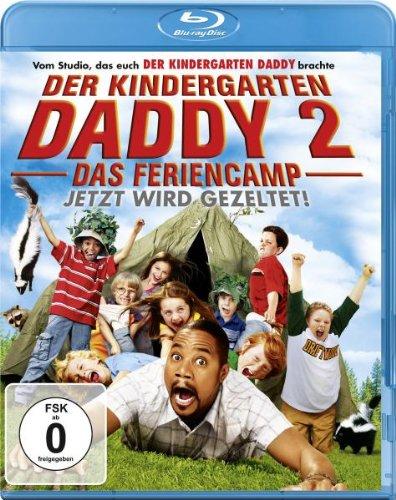 Der Kindergarten Daddy 2 - Das Feriencamp [Blu-ray]