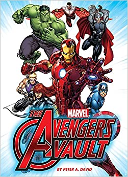 The Marvel Vault: A Museum-In-A-Book - Marvel Comics - HC 2007 - NEW SEALED.