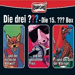 15/3er Box - Folgen 43 - 45