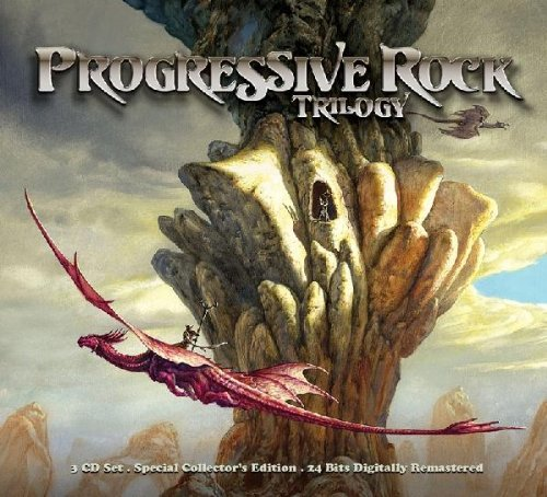 VA-Progressive Rock Trilogy-Remastered-3CD-2010-FiH Download