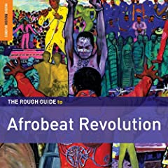 61y2POiu7TL. SL500 AA240  - The Rough Guide to Afrobeat Revolution