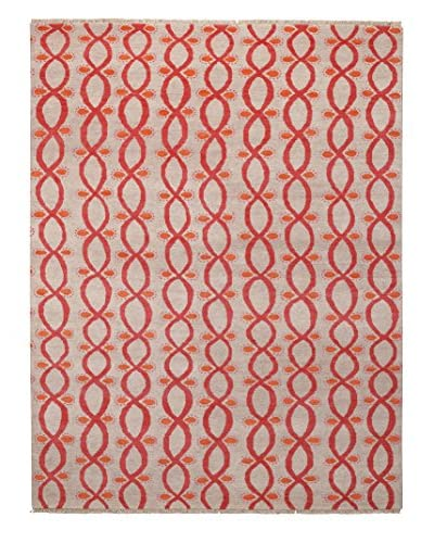 Capel Rugs Hable Construction Eternity Rectangle Hand Knotted Rug