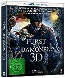 DVD Cover 'Fürst der Dämonen [3D Blu-ray, limitierte 2-Disc Edition] (O-Card matt mit partieller Glanzlackeriung) (Alternatives Motiv)