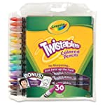 Crayola 30ct Twistables Colored Pencils