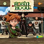 Die neuen Sheriffs (Robin Hood - Schlitzohr von Sherwood 5) | Thomas Karallus