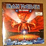Iron Maiden En Vivo NEW SEALED 2 Picture Disc LP Limited Edition Vinyl