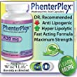 Phenterplex Maximum Strength Fat Burner Formula - Dr Recommended Diet Pills That Work Fast For Womens Weight Loss By Strong Appetite Suppressant And Maximum Strength Metabolism Booster To Lose Difficult Stored Belly Fat Fast Proven Best Results 100 Guaran