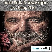 Die Verwirrungen des Zöglings Törleß von Robert Musil Hörbuch von Alessandro Dallmann Gesprochen von: Michael Freio Haas