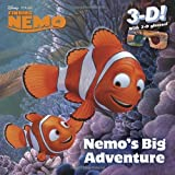 Nemo's Big Adventure (Disney/Pixar Finding Nemo) (3-D Pictureback)