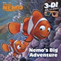 Nemo's Big Adventure [With 3-D Glasses] (Finding Nemo (Random House))