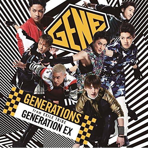 GENERATION EXをAmazonでチェック!