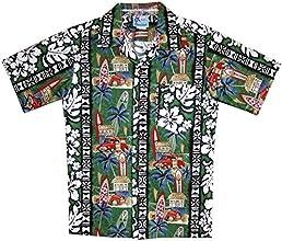 RJC Boy39s Surfboard Woodie Hawaiian Shirt