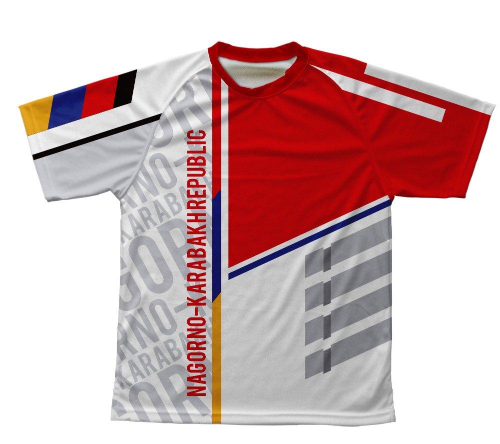 Nagorno-Karabakh Republic Scudopro Technical T-Shirt for Men and Women ed ponsi technical analysis and chart interpretations