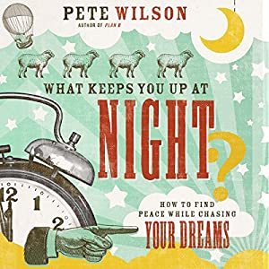 What Keeps You up at Night? Audiobook