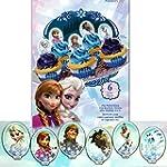 Disneys Frozen, Zucker-Sticker, 6er P...