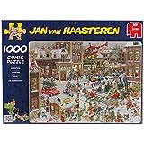 Jumbo 13007 - Jan van Haasteren - Weihnachten - 1000 Teile