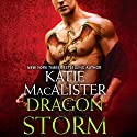 Dragon Storm Audiobook by Katie MacAlister Narrated by Tavia Gilbert