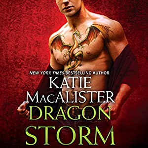 Dragon Storm Audiobook