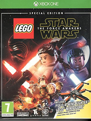 LEGO Star Wars: The Force Awakens Special Edition xbox one
