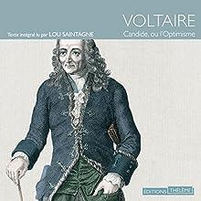 Candide, ou l'optimisme | Livre audio Auteur(s) :  Voltaire Narrateur(s) : Lou Saintagne