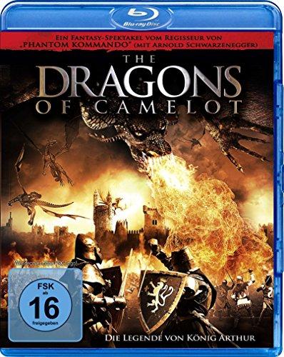 The Dragons of Camelot - Die Legende von König Arthur [Blu-ray]
