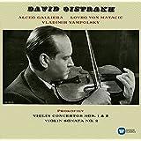 Prokofiev : Concertos pour violon n° 1 et  n° 2 - Sonate pour violon n° 2
