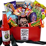 Art Of Appreciation Gift Baskets Zombie Liscious Eat or Be Eaten Halloween Gift Set