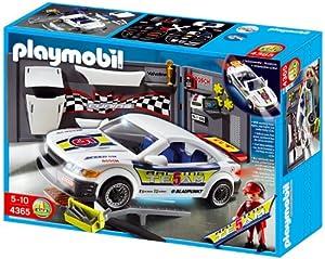 Playmobil - 4365 - Jeu de construction - Voiture tuning avec effets lumineux