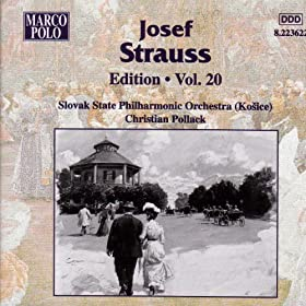 Strauss, Josef: Edition - Vol. 20